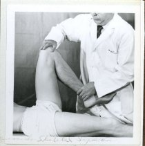 Image of Palpation of the Neuro-Musculoskeletal System