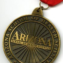 Image of 2014.49 - Arizona School of Health Sciences Provost Medallion