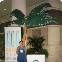 Image of 2011.98 - Melissa Fabian at the AOA Convention