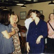 Image of 2011.98 - Erin Johansen With Other SAA Members