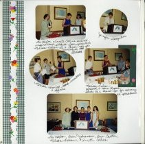Image of 2011.98 - Page 60 of Student Associates Auxiliary 2000 Scrapbook