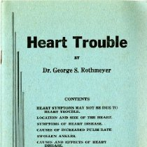 Image of 2014.42 - Heart Trouble