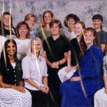 Image of 2011.98 - 1999-2000 Officers