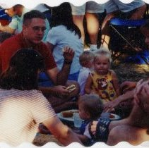 Image of 2011.98 - The Baird Family at Welcome Picnic