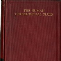Image of 1997.42 - The Human Cerebrospinal Fluid