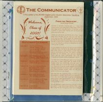 Image of 2011.98 - Page 43 of the Student Associates Auxiliary 1999 Scrapbook