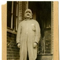 Image of 2014.66 - Frederick Millard in Footed Outfit