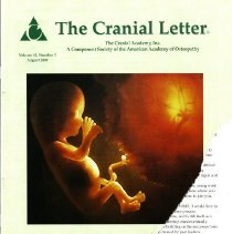 Image of 2014.64 - The Cranial Letter, Vol, 62, No. 3