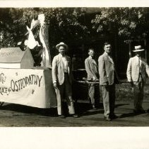 Image of 2015.03 - Missouri the Birthplace of Osteopathy Postcard