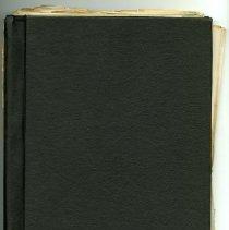 Image of 2009.61 - Black Binder of Letters, Editorials, Etc.