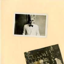 Image of 2009.61 - Page 28 of the Charles Kauffman Scrapbook