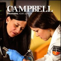 Image of 2015.12 - Campbell Inaugural Year 2013-2014