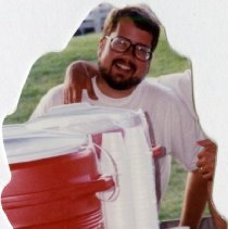 Image of 2011.98 - Mack Powers at Welcome Picnic