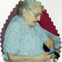 Image of 2011.98 - Twin Pines Nursing Home Resident