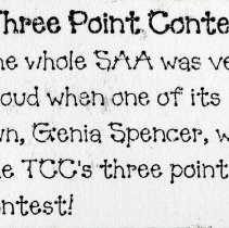 Image of 2011.98 - Three Point Contest