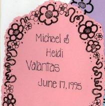 Image of 2011.98 - Michael and Heidi Valantas