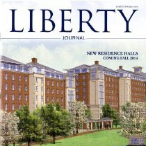 Image of 2014.70 - Liberty Journal Winter/Spring 2013