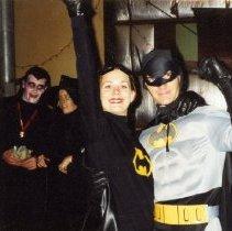Image of 2011.98 - SAA Couples in Halloween Costumes