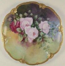 Image of 2009.62 - Ella Still's Painted Plate