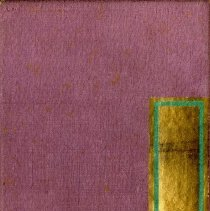 Image of 2009.62 - Purple Photograph Album of William Brunks Travels in the Philippines