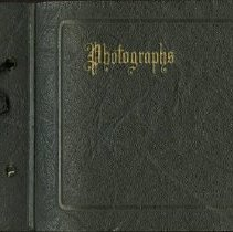 Image of 2009.62 - William Brunk's Black Philippine Travel Scrapbook