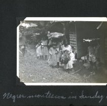 Image of 2009.62 - Page 13 of the William Brunk's Black Philippine Scrapbook