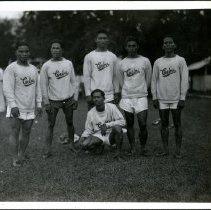 Image of 2009.62 - Members of Cebu Athletic Team