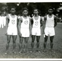 Image of 2009.62 - East Visayan 400 Meter Relay Team