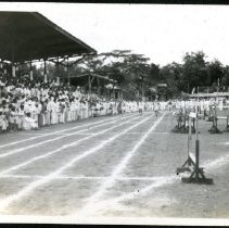 Image of 2009.62 - Runners Competing in Race