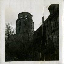 Image of 2009.62 - View of Heidelberg Castle
