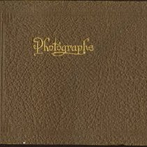 Image of 2009.62 - William Brunk's Dark Brown Philippine Scrapbook