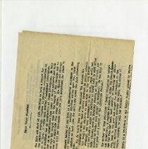 Image of 2009.62 - Page 27 of the Blue Delia Still Brunk Estate Scrapbook
