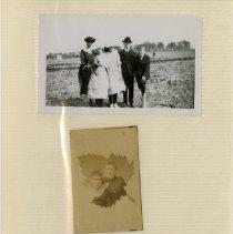 Image of 2009.62 - Page 45 of the Blue Delia Still Brunk Estate Scrapbook