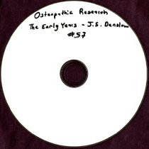 Image of 2013.57 - Osteopathic Research In The Early Years with J. S. Denslow