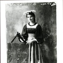 Image of 2009.62 - Page 56 of the Black Still Family Photographs Scrapbook