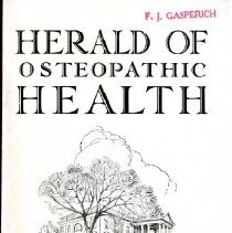 Image of 2002.16 - Herald of Osteopathic Health Vol. 31, No. 3