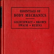 Image of 2005.64 - Essentials of Body Mechanics In Health and Disease, 4th Edition