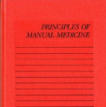 Image of 2016.01 - Principles of Manual Medicine