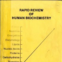 Image of 2006.50 - Rapid Review of Human Biochemistry, 1st Edition