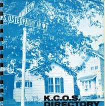 Image of 2016.35 - K.C.O.S. Directory 1968-69