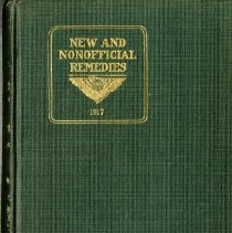 Image of 1997.42 - New and Nonofficial Remedies, 1917