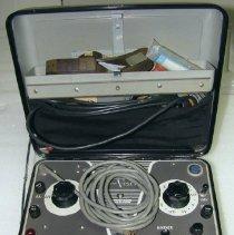 Image of 2016.37 - Sanborn Visette Portable EKG Machine
