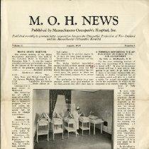 Image of 2008.58 - M.O.H. News, Vol. 1, No. 4