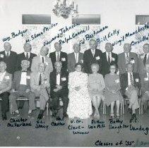 Image of 2016.55 - Class of 1935 Reunion: Alumni