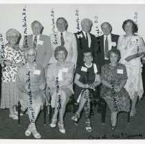 Image of 2016.55 - Class of 1942 Reunion: Alumni and Spouses