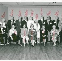Image of 2016.55 - Possible Gold Medallion Members: 50+ Years Reunion- Alumni and Spouses