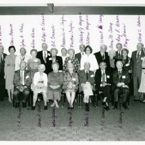 Image of 2016.55 - Possible Gold Medallion Members: Alumni and Spouses
