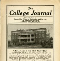 Image of 2008.58 - The College Journal, Vol. 11, No. 3