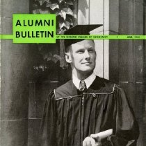 Image of 2008.58 - Alumni Bulletin of the Chicago College of Osteopathy