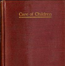 Image of 2016.25 - Care of Children and Mothers